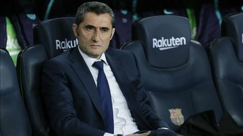 Barca van tin tuong HLV Valverde