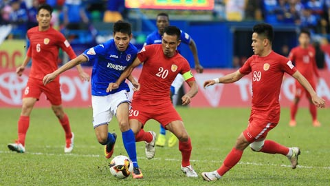 Lịch thi đấu vòng 10 V-League 2019 - LTĐ bóng đá Việt Nam hôm nay hình ảnh