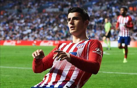 Chuyển nhượng Chelsea không muốn gọi lại Morata hình ảnh