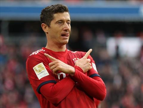 MU muon mua Lewandowski thay Lukaku