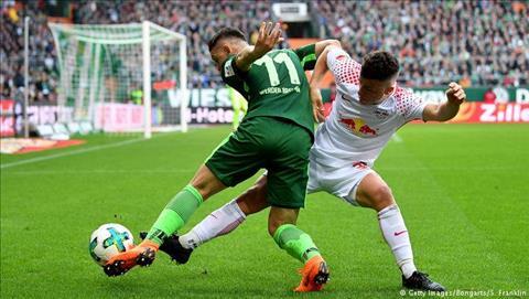 Bremen vs Leipzig 20h30 ngày 185 (Bundesliga 201819) hình ảnh