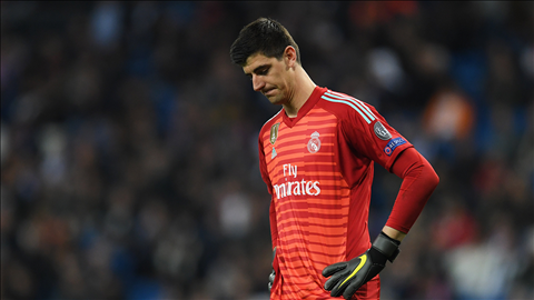 Courtois noi ve nhung ap luc o Real Madrid