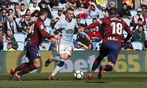 Celta Vigo vs Vallecano 1h45 ngày 195 (La Liga 201819) hình ảnh