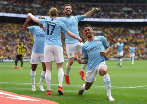 Man City 6-0 Watford