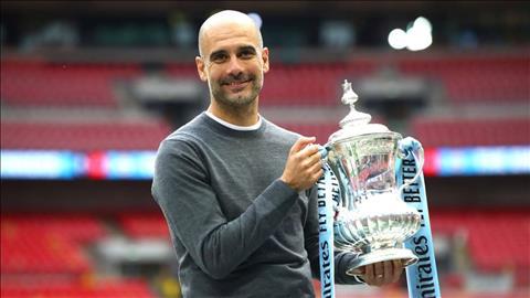 Man City muốn gia hạn hợp đồng với HLV Pep Guardiola hình ảnh