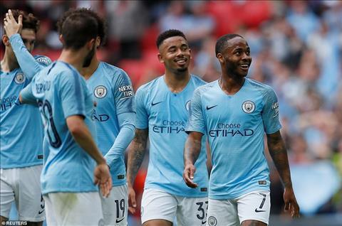 Thống kê Man City vs Watford - Chung kết FA Cup 201819 hình ảnh