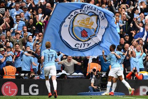 Kết  quả Man City vs Watford Pep Guardiola khắc tên vào lịch sử hình ảnh