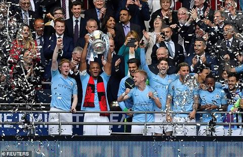 HLV Pep Guardiola nói gì khi Man City vô địch FA Cup 201819 hình ảnh