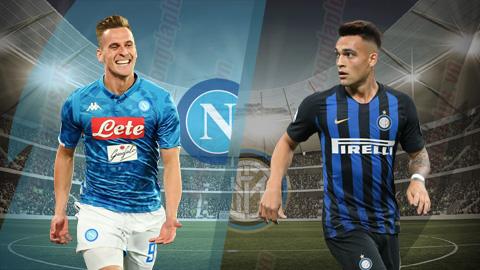 Napoli vs Inter Milan 1h30 ngày 205 (Serie A 201819) hình ảnh