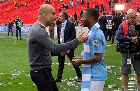 Guardiola vs Sterling
