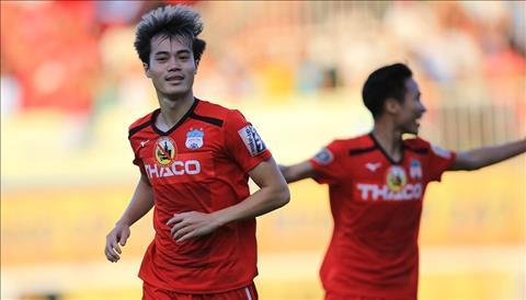 HAGL vs Binh Duong Van Toan