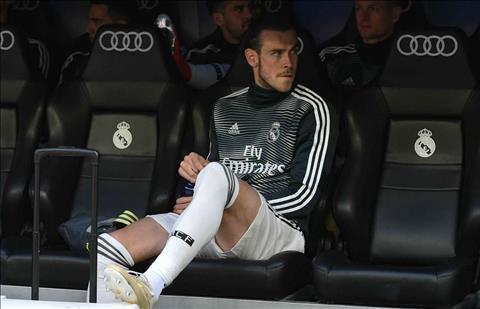 Zinedine Zidane nói về việc không sử dụng Gareth Bale hình ảnh