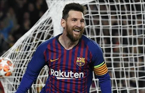 Messi lam tung luoi Liverpool
