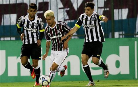 Santos vs Fluminense 5h15 ngày 35 (VĐQG Brazil 2019) hình ảnh