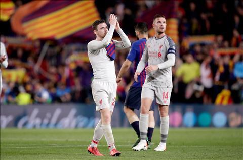 Virgil van Dijk phát biểu sau trận Barca 3-0 Liverpool hình ảnh