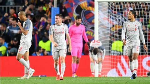 Wijnaldum hết lời khen ngợi Firmino sau trận thua Barca hình ảnh