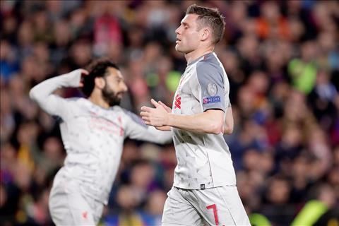 James Milner tin rang suc manh tinh than co the giup Liverpool tao ra bat ngo tai Anfield