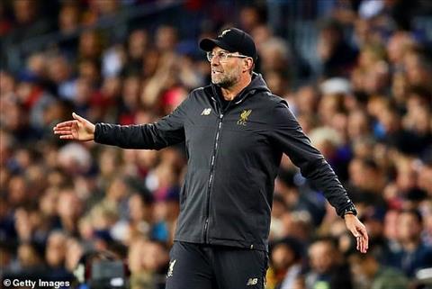 Klopp lieu co the giup Liverpool tao ra man nguoc dong than thanh chua tung co trong lich su Champions League o tran luot ve?