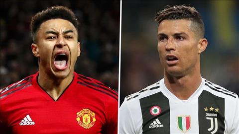 Jesse Lingard muốn MU mua lại Cristiano Ronaldo hình ảnh