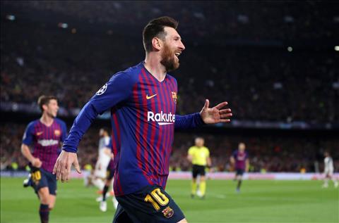 Lionel Messi giành giải Creu de Sant Jordi hình ảnh