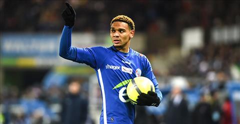 Man City muốn mua Kenny Lala của Strasbourg thay Danilo hình ảnh