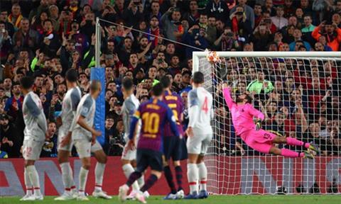 SVĐ Nou Camp lập kỷ lục về khán giả ở trận Barca 3-0 Liverpool  hình ảnh