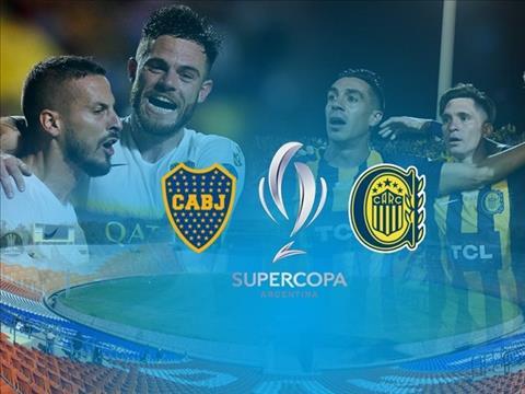 Boca Juniors vs Rosario Central 7h10 ngày 35 (Siêu cúp Argentina 2019) hình ảnh