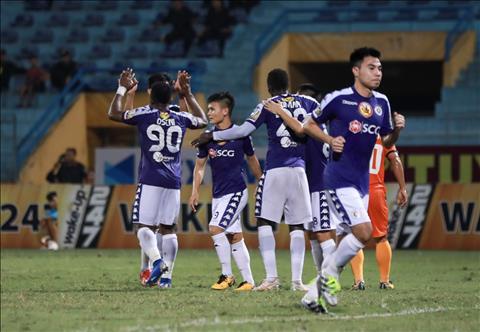 V-League 2019 qua nửa chặng đường Khi Hà Nội FC không còn độc bá hình ảnh