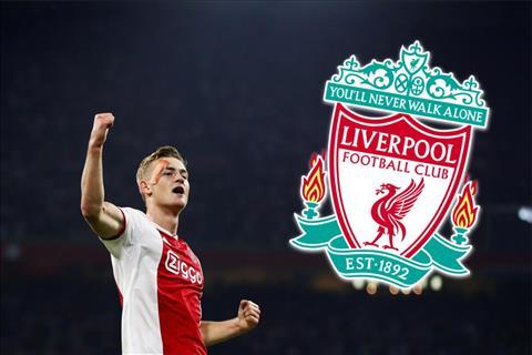 Liverpool muốn ký hợp đồng với Matthijs de Ligt ở Hè 2019 hình ảnh
