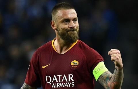 De Rossi chia tay Roma và có thể gia nhập Liverpool hè 2019 hình ảnh
