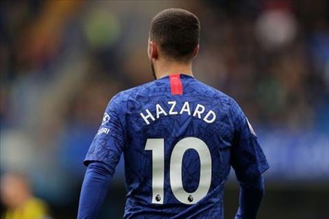Jose Mourinho dự đoán tương lai Hazard hình ảnh