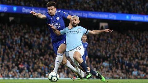 Leicester bán Harry Maguire cho MU hoặc Man City nếu hình ảnh