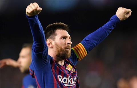 Mức thu nhập của Messi đạt 3 con số trong năm qua hình ảnh