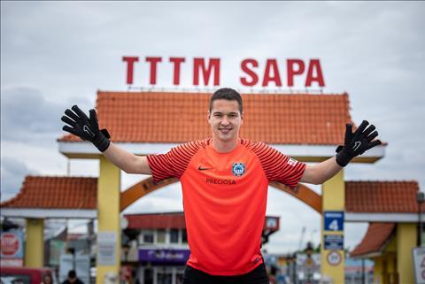 Filip Nguyen tung co thoi gian tro ve Viet Nam thu viec.