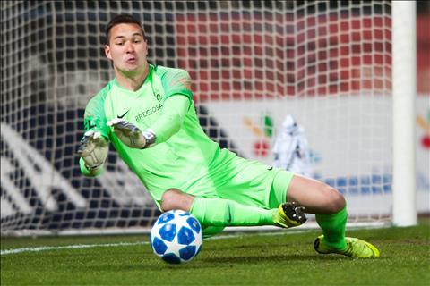 Filip Nguyễn tiếp tục tỏa sáng ở CH Séc Ngày lên tuyển không còn hình ảnh