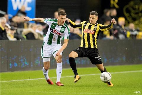 Vitesse vs Groningen 1h45 ngày 225 (VĐQG Hà Lan) hình ảnh