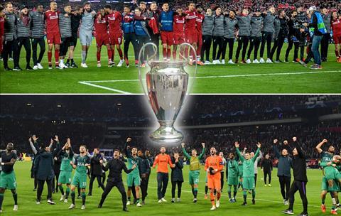 Chung kết Champions League UEFA có thay đổi mang tính bước ngoặt hình ảnh