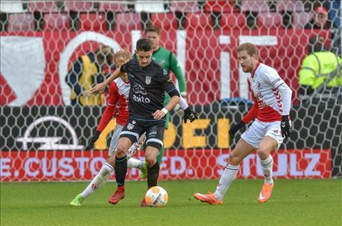 Utrecht vs Heracles 23h30 ngày 215 (VĐQG Hà Lan) hình ảnh