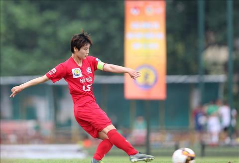 Giải bóng đá Nữ cúp Quốc Gia 2019 Hà Nội đánh bại Sơn La 7-0 hình ảnh