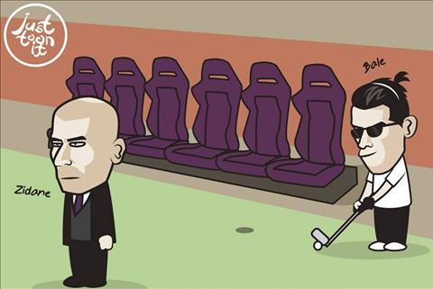 Gareth Bale quyet khong roi Real Madrid