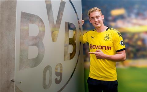 CHÍNH THỨC Dortmund chiêu mộ thành công Julian Brandt hình ảnh