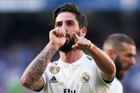 Real Madrid sẵn sàng bán Isco ở Hè 2019  hình ảnh