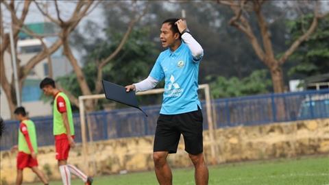 Thành tích bết bát tại giải hạng Nhất, Phù Đổng FC thay HLV mới hình ảnh