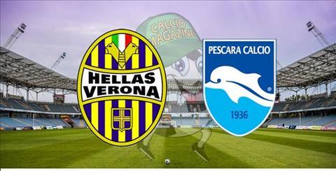 Verona vs Pescara 2h00 ngày 235 (Hạng 2 Italia 201819) hình ảnh