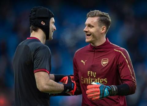 NHM Arsenal muốn loại bỏ Petr Cech ở trận chung kết Europa League hình ảnh