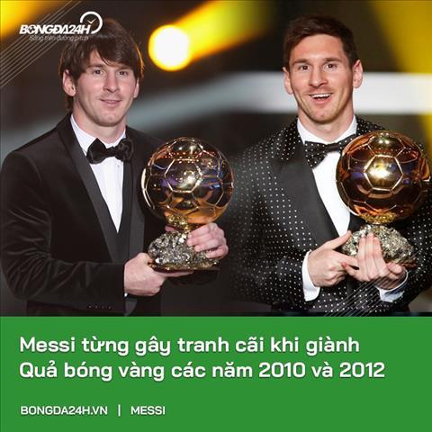 Góc nhìn Van Dijk xứng đáng giành Quả bóng vàng 2019 hơn Messi hình ảnh