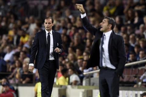 Allegri va Valverde