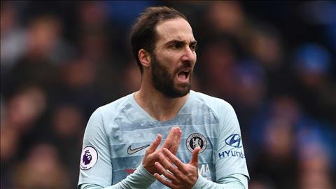 Higuain se khong the toa sang, Chelsea can mot so 9 moi