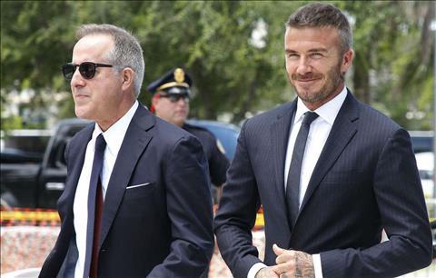 Inter Miami muốn có Messi và Ronaldo trong tương lai hình ảnh