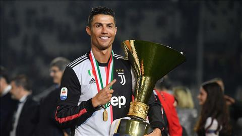 Ronaldo xứng đáng giành Quả bóng Vàng 2019 hơn Messi hình ảnh